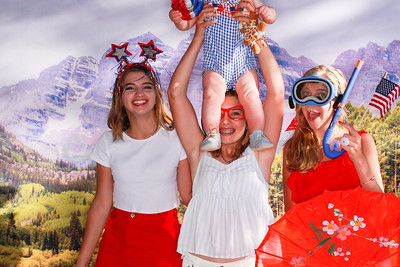 4th of July 2019 with the Hunt Family-Aspen Photo Booth Rental-SocialLightPhoto com-24