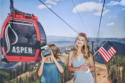 4th of July with the Hunt's in Aspen-Aspen Photo booth Rental-SocialLightPhoto com-19