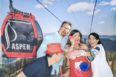 4th of July with the Hunt's in Aspen-Aspen Photo booth Rental-SocialLightPhoto com-13