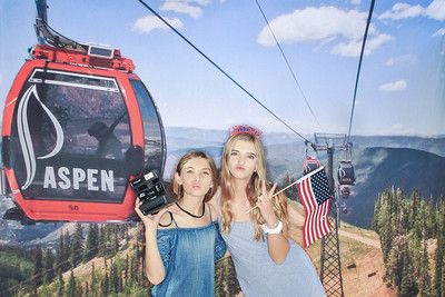 4th of July with the Hunt's in Aspen-Aspen Photo booth Rental-SocialLightPhoto com-20