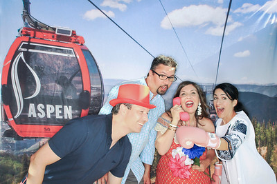 4th of July with the Hunt's in Aspen-Aspen Photo booth Rental-SocialLightPhoto com-14