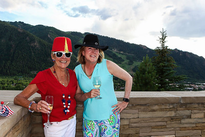 4th of July with the Loud's in Aspen-Aspen Photo booth Rental-SocialLightPhoto com-23
