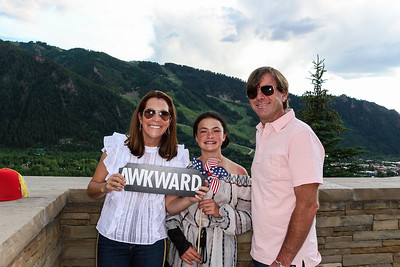 4th of July with the Loud's in Aspen-Aspen Photo booth Rental-SocialLightPhoto com-20