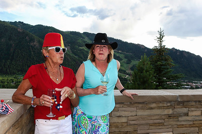 4th of July with the Loud's in Aspen-Aspen Photo booth Rental-SocialLightPhoto com-22