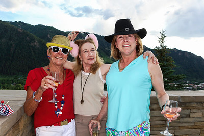 4th of July with the Loud's in Aspen-Aspen Photo booth Rental-SocialLightPhoto com-28