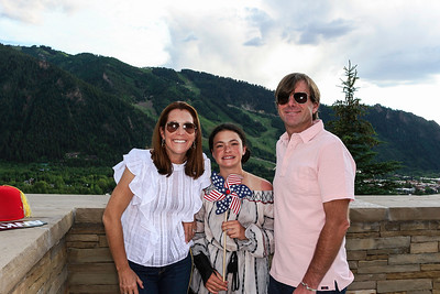 4th of July with the Loud's in Aspen-Aspen Photo booth Rental-SocialLightPhoto com-21