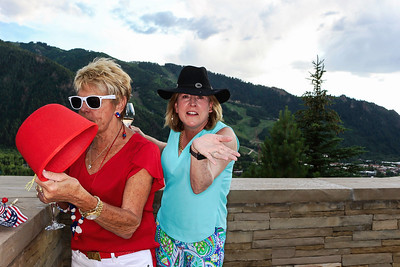 4th of July with the Loud's in Aspen-Aspen Photo booth Rental-SocialLightPhoto com-24
