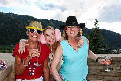 4th of July with the Loud's in Aspen-Aspen Photo booth Rental-SocialLightPhoto com-27