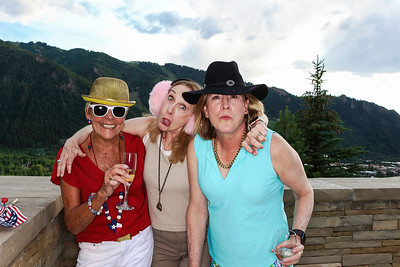 4th of July with the Loud's in Aspen-Aspen Photo booth Rental-SocialLightPhoto com-26
