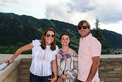 4th of July with the Loud's in Aspen-Aspen Photo booth Rental-SocialLightPhoto com-15