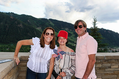 4th of July with the Loud's in Aspen-Aspen Photo booth Rental-SocialLightPhoto com-17