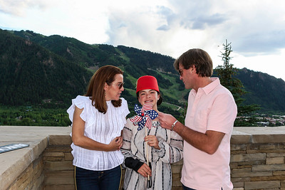4th of July with the Loud's in Aspen-Aspen Photo booth Rental-SocialLightPhoto com-18