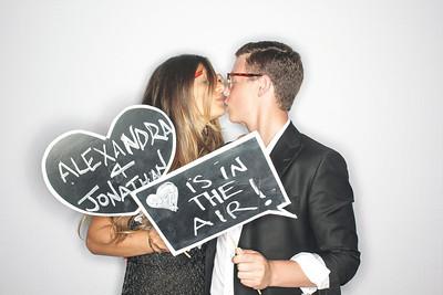 Alexandra   Jonathan Get Married! 2013-4