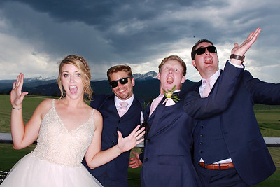 Andi & Gillie Get Married at Missouri Heights-Carbondale Photo Booth Rental-SocialLightPhoto com-10