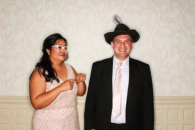 Angelica & Monty Get Married in Aspen-Aspen Photo Booth Rental-SocialLightPhoto com-23