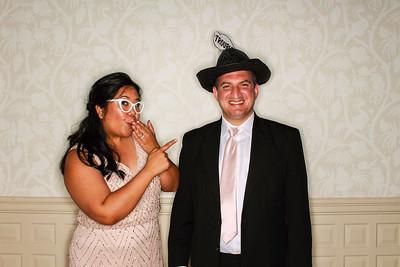 Angelica & Monty Get Married in Aspen-Aspen Photo Booth Rental-SocialLightPhoto com-22