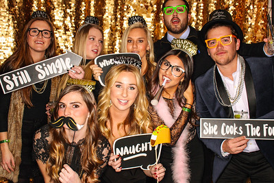 Aspen 82 and Nightout Celebrate New Years Eve 2017 at the Limelight Hotel in Aspen-Colorado Photo Booth Rental-SocialLightPhoto com-68
