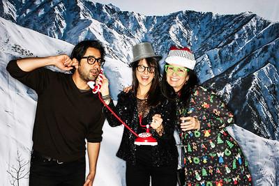 Aspen Valley Hospital 2018 Holiday Party-Aspen Photo Booth Rental-SocialLightPhoto com
