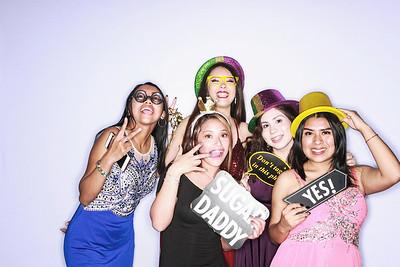 Basalt High School Prom at The Temporary 2019-Aspen Photo Booth Rental-SocialLightPhoto com-41