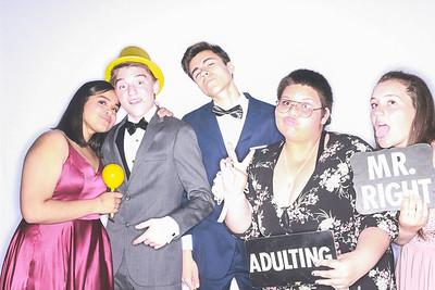 Basalt High School Prom at The Temporary 2019-Aspen Photo Booth Rental-SocialLightPhoto com-49