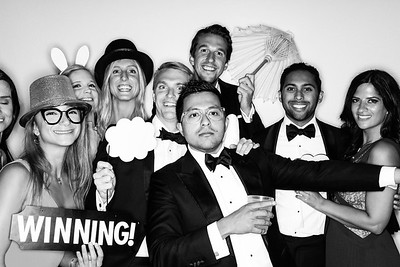 Erin and Jack get married at the Four Season's Vail-Vail Photo Booth Rental-SocialLightPhoto com-18