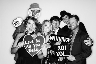 Erin and Jack get married at the Four Season's Vail-Vail Photo Booth Rental-SocialLightPhoto com-13