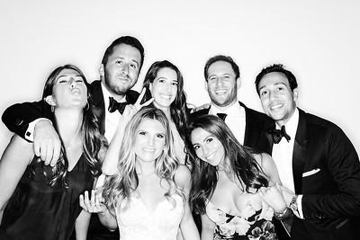 Black & Whites - Melanie and Ryan get Married at the Ritz Carlton Bachelor Gulch-Vail Photo Booth Rental-SocialLightPhoto com-20