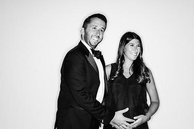 Black & Whites - Melanie and Ryan get Married at the Ritz Carlton Bachelor Gulch-Vail Photo Booth Rental-SocialLightPhoto com-6