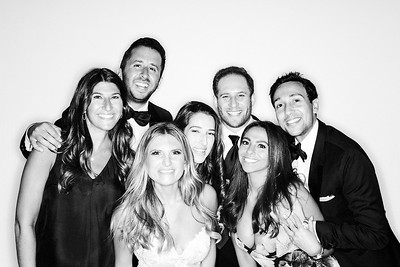 Black & Whites - Melanie and Ryan get Married at the Ritz Carlton Bachelor Gulch-Vail Photo Booth Rental-SocialLightPhoto com-18