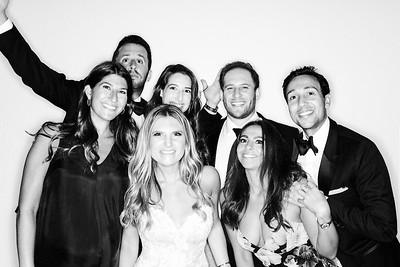 Black & Whites - Melanie and Ryan get Married at the Ritz Carlton Bachelor Gulch-Vail Photo Booth Rental-SocialLightPhoto com-19