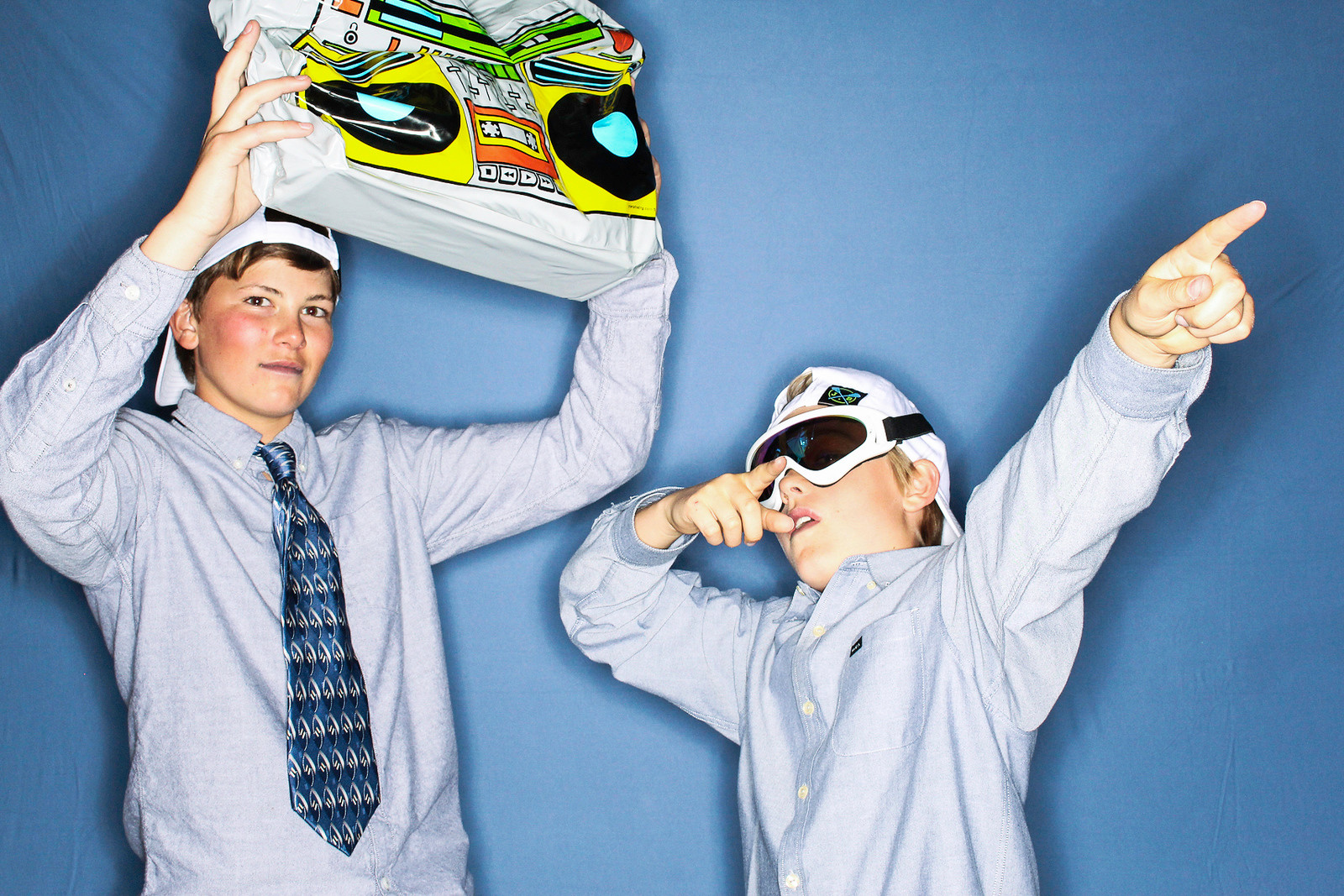 Bray And Jack's Bar Mitzvah-Aspen & Vail Photo Booth Rental-SocialLightPhoto com-360