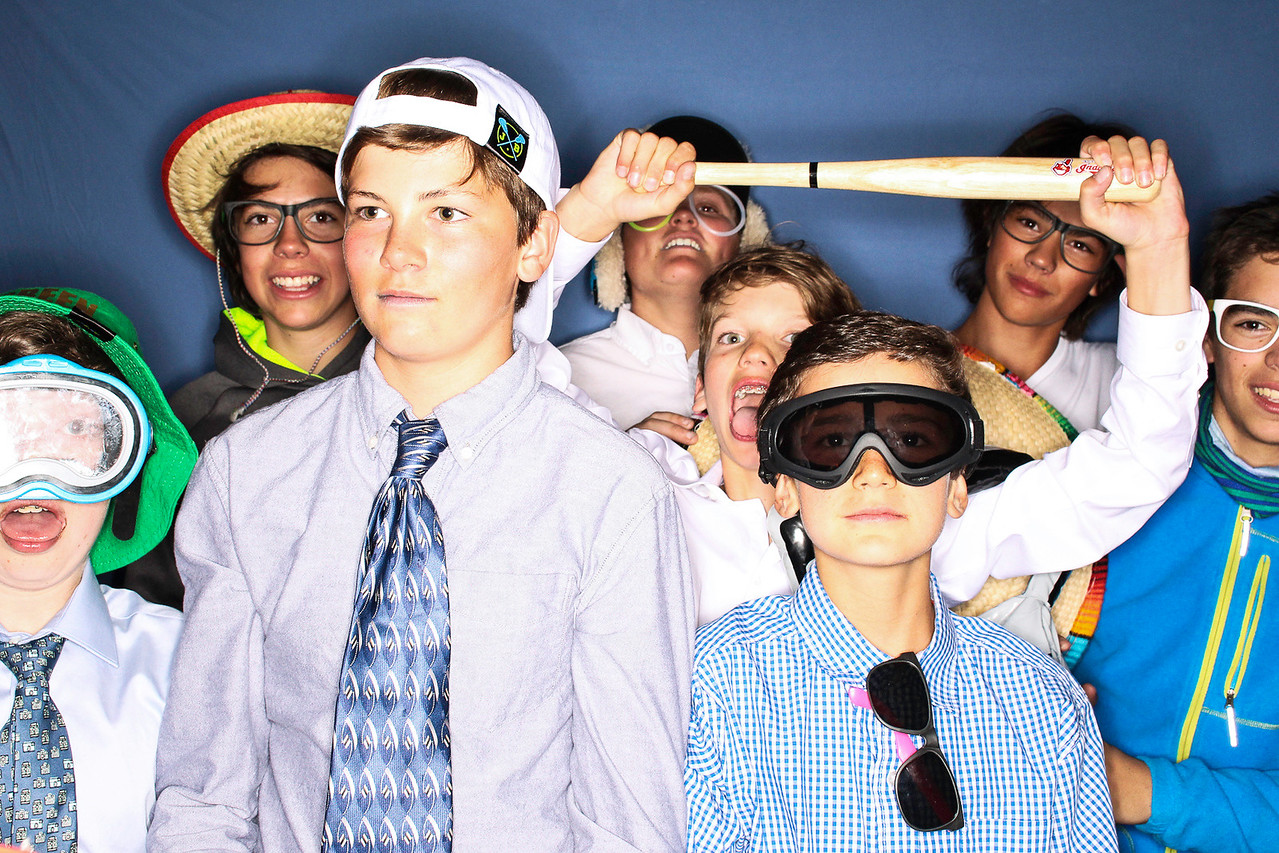 Bray And Jack's Bar Mitzvah-Aspen & Vail Photo Booth Rental-SocialLightPhoto com-344