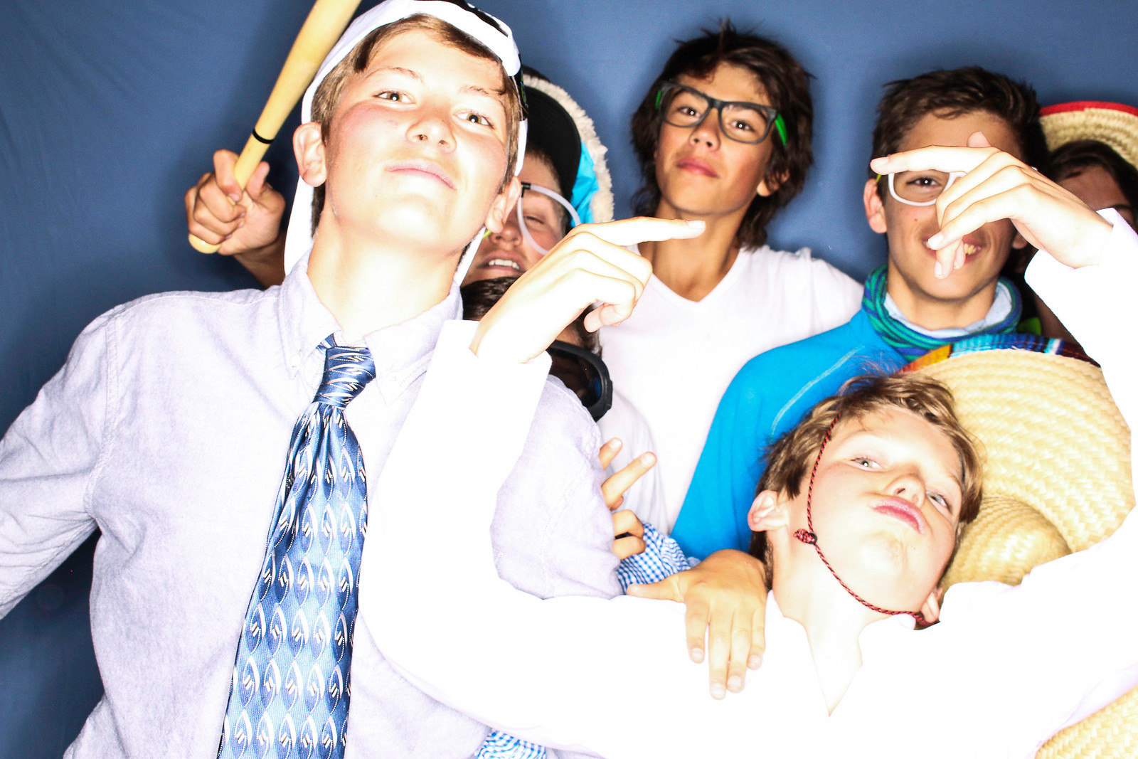 Bray And Jack's Bar Mitzvah-Aspen & Vail Photo Booth Rental-SocialLightPhoto com-348