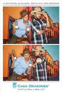 Casa Dragones Aspen Food And Wine 2014-SocialLight Photo Booths-58