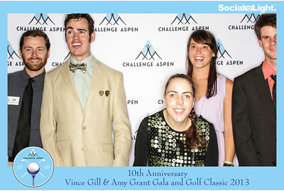Challenge Aspen 10th Anniversary Vince Gill & Amy Grant Gala - SocialLight Photo Booths-007
