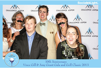 Challenge Aspen 10th Anniversary Vince Gill & Amy Grant Gala - SocialLight Photo Booths-015