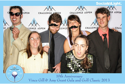 Challenge Aspen 10th Anniversary Vince Gill & Amy Grant Gala - SocialLight Photo Booths-013