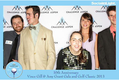 Challenge Aspen 10th Anniversary Vince Gill & Amy Grant Gala - SocialLight Photo Booths-009