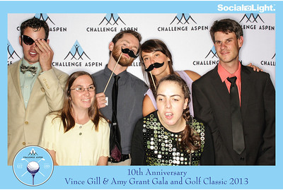 Challenge Aspen 10th Anniversary Vince Gill & Amy Grant Gala - SocialLight Photo Booths-010