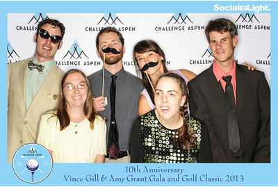 Challenge Aspen 10th Anniversary Vince Gill & Amy Grant Gala - SocialLight Photo Booths-012