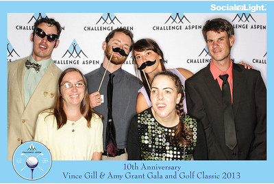 Challenge Aspen 10th Anniversary Vince Gill & Amy Grant Gala - SocialLight Photo Booths-011
