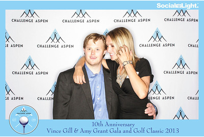 Challenge Aspen 10th Anniversary Vince Gill & Amy Grant Gala - SocialLight Photo Booths-002