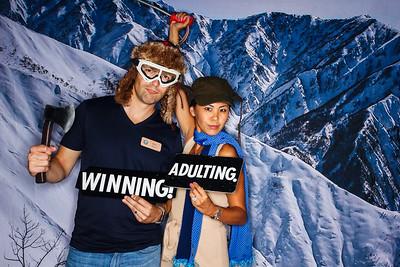 Corporate Awards Trip To Aspen-Aspen Photo Booth Rental-SocialLightPhoto com-30