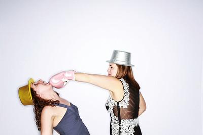 Dan & Hilary Get Married in Aspen-Aspen Photo Booth Rental-SocialLightPhoto com-50
