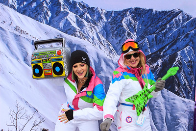 The W Aspen Presents- The Abbey Aprés Pop Up at Aspen Gay Ski Week 2020 Day 2-Aspen Photo Booth Rental-SocialLightPhoto com-15