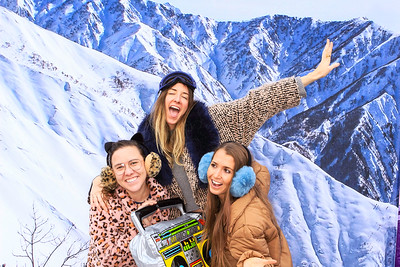 The W Aspen Presents- The Abbey Aprés Pop Up at Aspen Gay Ski Week 2020 Day 2-Aspen Photo Booth Rental-SocialLightPhoto com-18