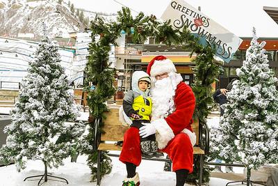 The Town Of Snowmass Village Presents- Santa Claus-Aspen Photo Booth Rental-SocialLightPhoto com-9