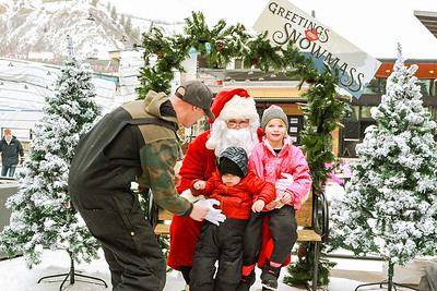 The Town Of Snowmass Village Presents- Santa Claus-Aspen Photo Booth Rental-SocialLightPhoto com-7