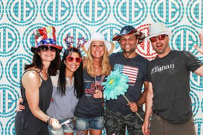 Douglas Elliman Celebrates 4th of July in Aspen-Aspen Photo booth Rental-SocialLightPhoto com-23