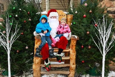 The Town Of Snowmass Village Presents- Santa Claus-Aspen Photo Booth Rental-SocialLightPhoto com-6